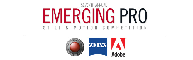 Seventh Annual Emerging Pro Still & Motion Competition