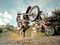 Training For Rally Dakar 2013