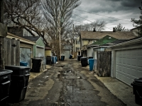 Chicago Alley Project (alley #00002)