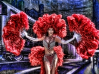 The Crimson Queen