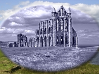 Whitby Abbey - North Yorkshire - England