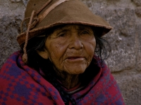 Inca Women In The Streets Of Cusco