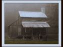 Homestead In Fog