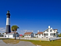 Tybee Island Lighthouse - A Postcard Perfect Day