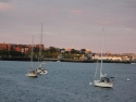 Boston At Sunset2