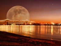 Moon Goddess Of The Mississippi River