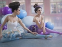 Two Ballerinas Series