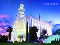 Saint George Lds Temple