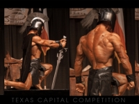 Fitness And Bodybuilding Competition