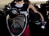Lacrosse Warrior