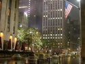 Rainy Night In New York