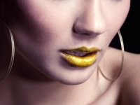 Lips Of Gold
