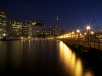 Sf Pier @ Nighttime