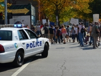 Occupy Cincinnati-Community March