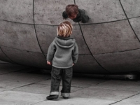 Boy In The Bean