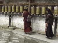 Prayer Wheel Patronage