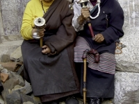 Tibetan Women Elders
