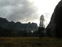 Yosemite Valley Floor Sunset
