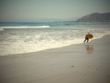 Surfer Boy, Malibu, California, 2009