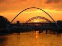 Millienium Bridge, Newcastle Upon Tyne