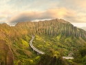 Koolau Mountain