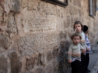 Children Of Mea Shearim Jerusalem