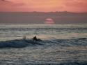 Sunset Surf