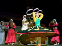 Whirling Dervishes - Cairo