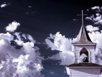 Church Steeple - Ir