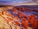 Winter Frosting - Bryce Canyon