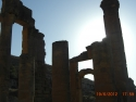 Moments Demise Of The Sun In Greek Cyrene