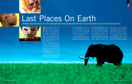 Last Places On Earth