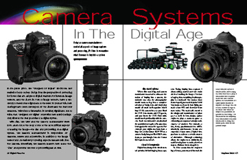 Camera Systems In The Digital Age