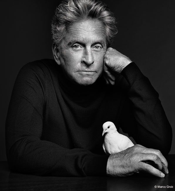 Michael Douglas - marco grob photography