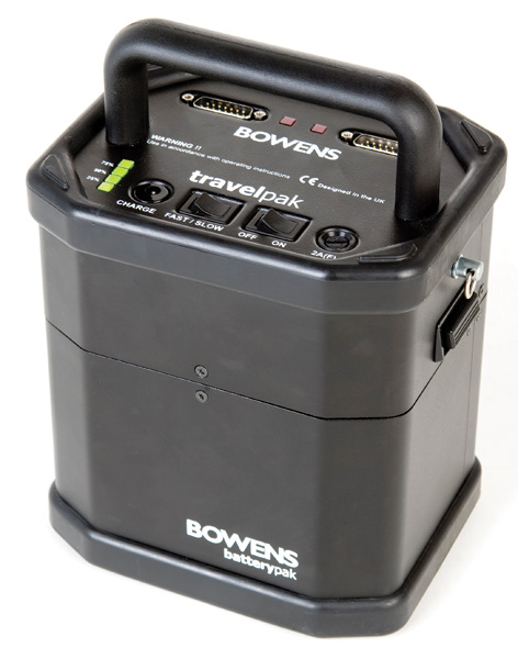 Bowens Large Travelpak monolights
