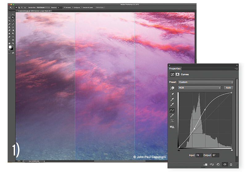 The Photoshop Color Adjustment Tools