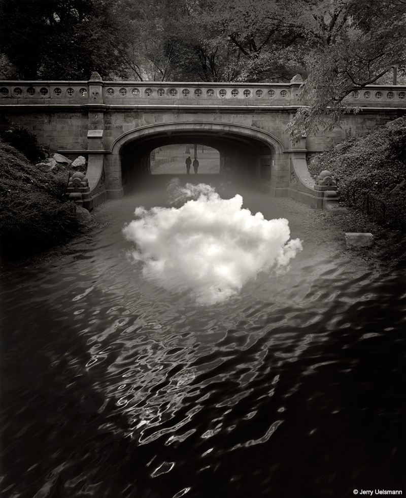 An Interview With Jerry Uelsmann Digital Photo Pro