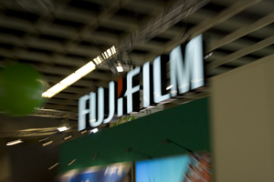 Fujifilm at Photokina 2008