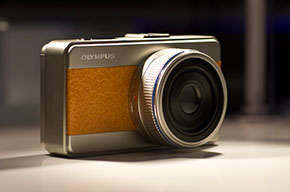Olympus at Photokina