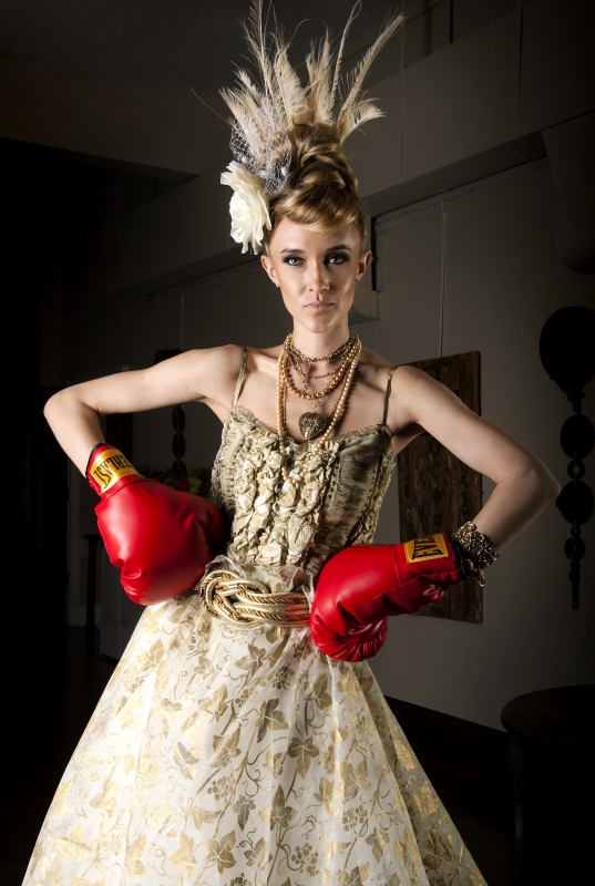High Fashion Boxer