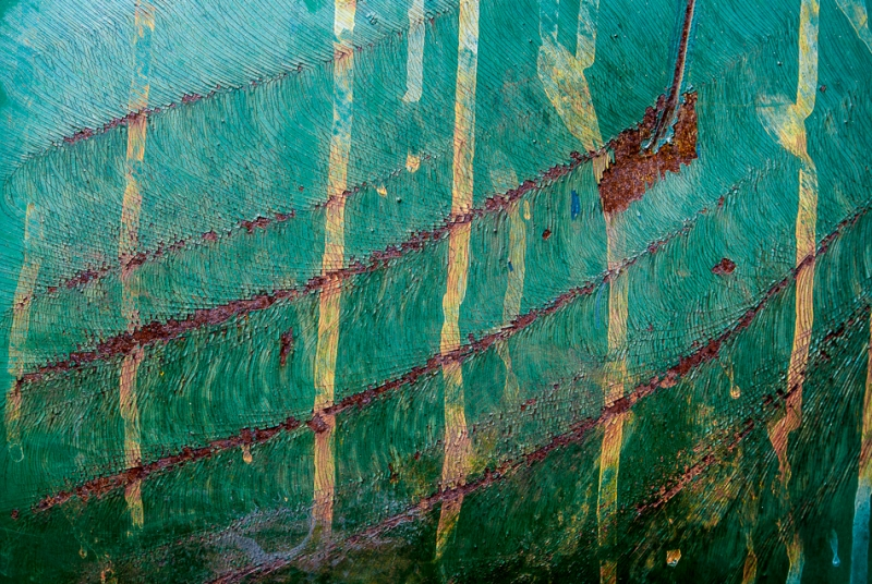 Dumpster Abstract