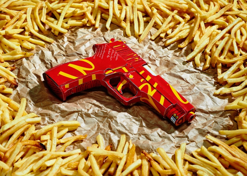 Fast Food Weaponry