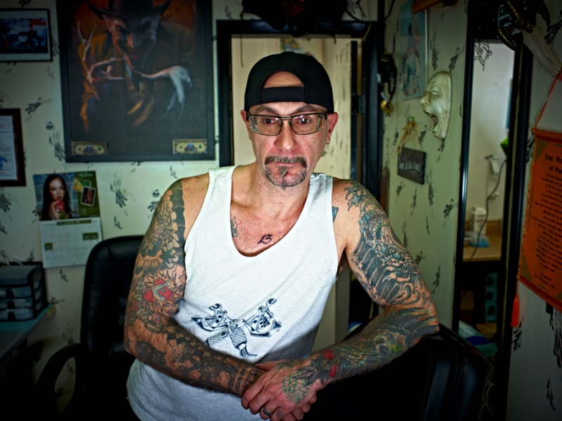 Johnny Tattoo Artist