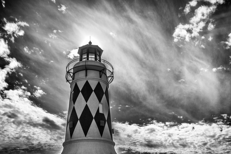 Lighthouse Sky