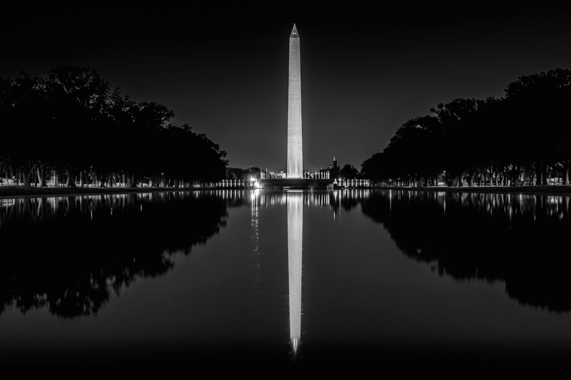 Memorial Reflection Pool
