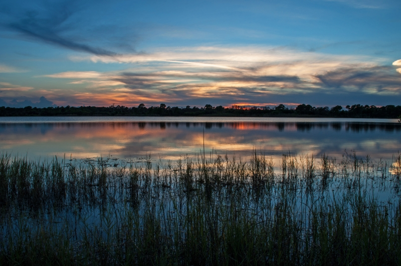 Sunset At The Preserve – Act Iii