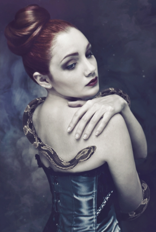 The Beauty And The Snake