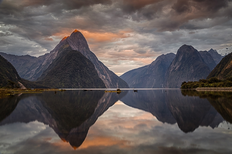 The Rise Of Milford Sound