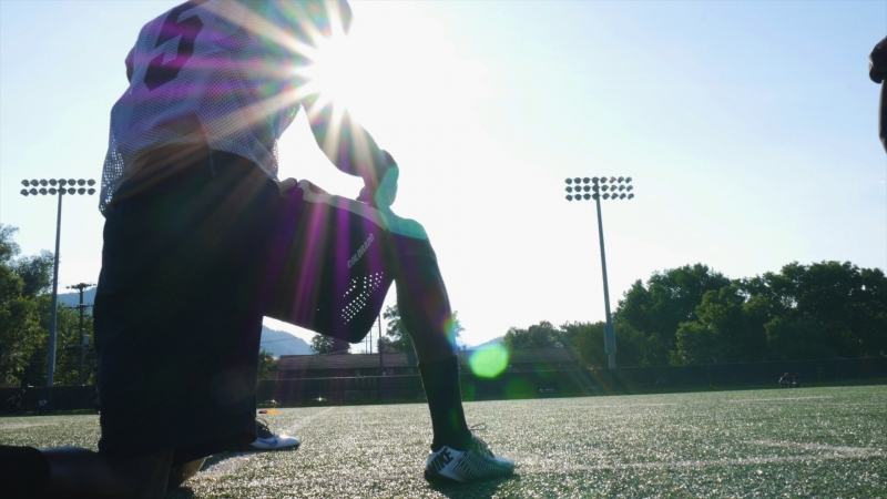 Sun. Sweat. Tears.