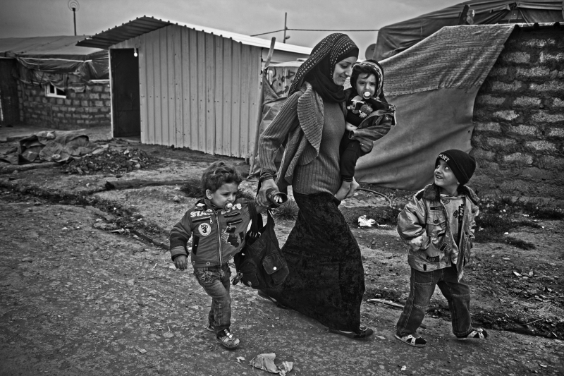 The Stateless Syrian In Exile